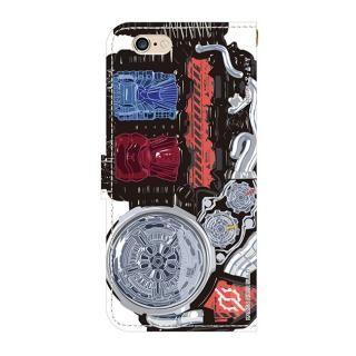 仮面ライダービルド 手帳型ケース iPhone 6