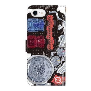 仮面ライダービルド 手帳型ケース iPhone 7