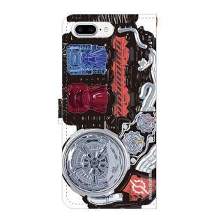 仮面ライダービルド 手帳型ケース iPhone 8 Plus