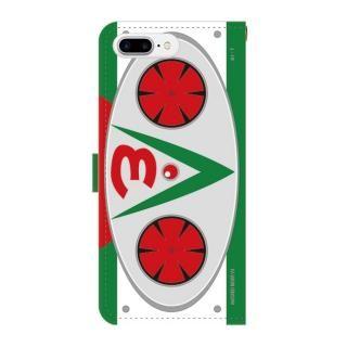 仮面ライダーV3(ブイスリー) 手帳型ケース iPhone 8 Plus【2018年1月下旬】