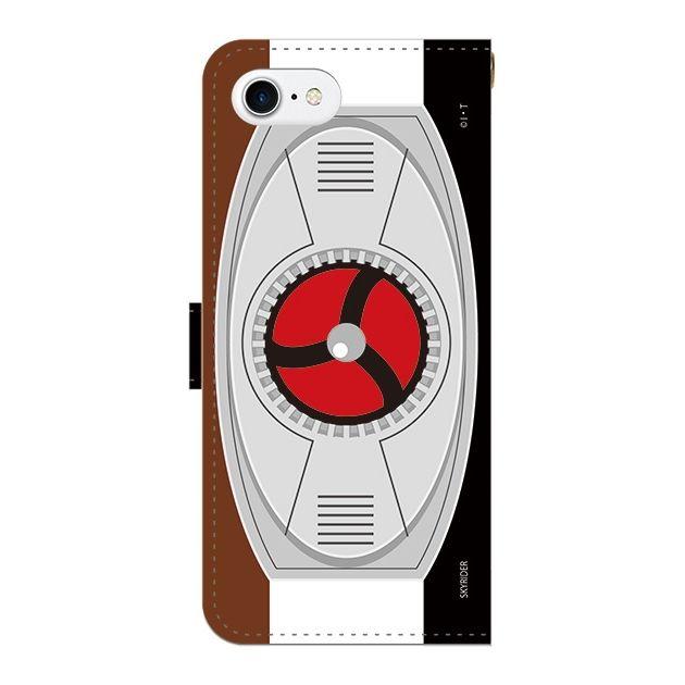 iPhone8 ケース スカイライダー 手帳型ケース iPhone 8_0