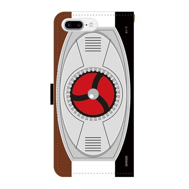 【iPhone8 Plusケース】スカイライダー 手帳型ケース iPhone 8 Plus_0