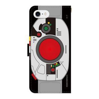 仮面ライダーBLACK(ブラック) 手帳型ケース iPhone 8