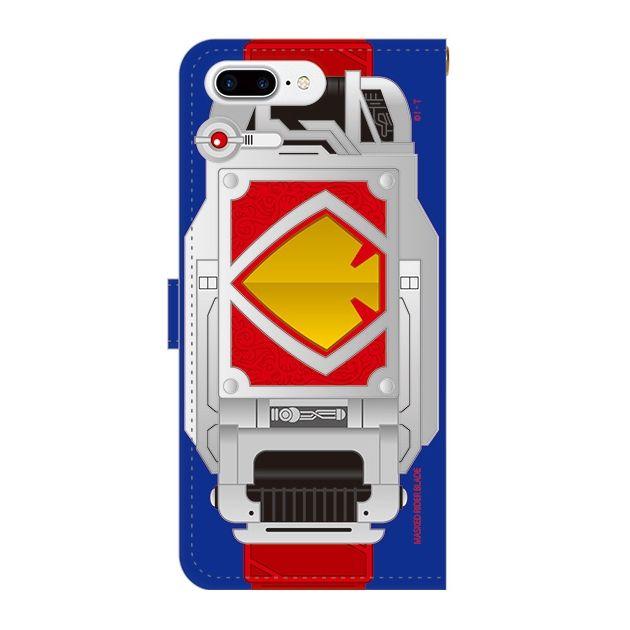 仮面ライダーブレイド 手帳型ケース iPhone 8 Plus【2018年1月下旬】