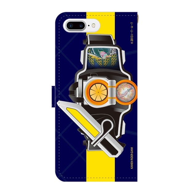 仮面ライダー鎧武 手帳型ケース iPhone 8 Plus