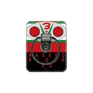 仮面ライダーV3(ブイスリー) スマホリング・ベルトデザインVer