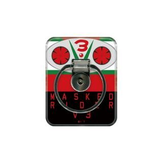 仮面ライダーV3(ブイスリー) スマホリング・ベルトデザインVer【12月下旬】