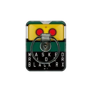仮面ライダーBLACK RX(ブラックアールエックス) スマホリング・ベルトデザインVer【12月下旬】