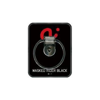 仮面ライダーBLACK(ブラック) スマホリング・ロゴデザインVer【12月下旬】