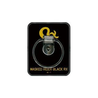 仮面ライダーBLACK RX(ブラックアールエックス) スマホリング・ロゴデザインVer