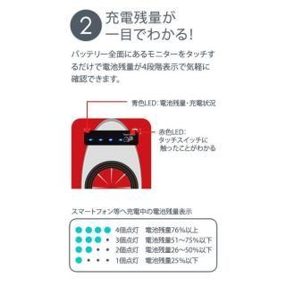仮面ライダーV3(ブイスリー) モバイルバッテリー_2