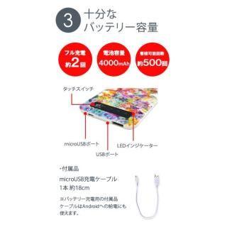 仮面ライダーV3(ブイスリー) モバイルバッテリー_3