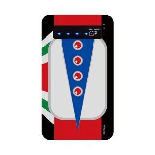 ライダーマン モバイルバッテリー【2018年1月下旬】