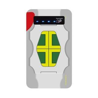 仮面ライダーZX(ゼクロス) モバイルバッテリー【2018年1月下旬】