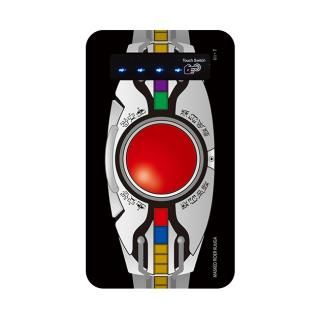 仮面ライダークウガ モバイルバッテリー