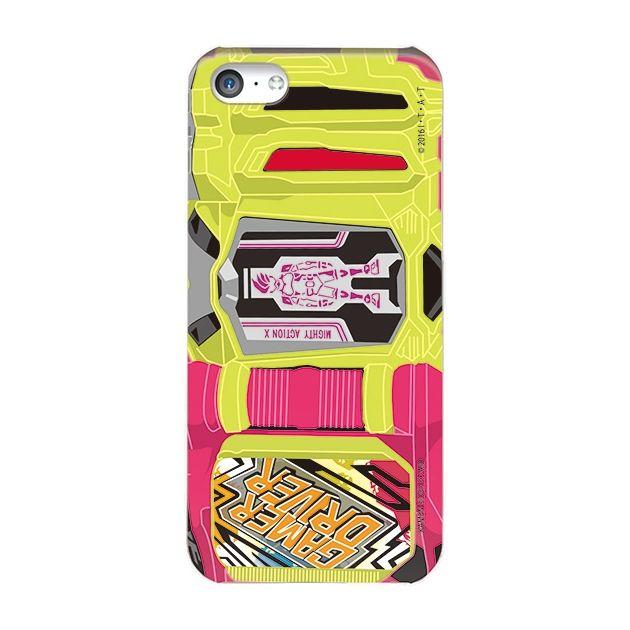 仮面ライダーエグゼイド ハードケース iPhone 5c【12月下旬】