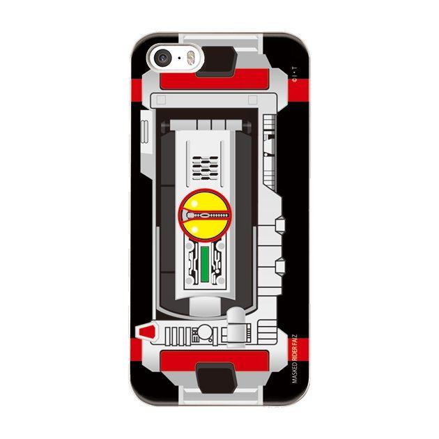 iPhone5s/5 ケース 仮面ライダーファイズ ハードケース iPhone 5_0