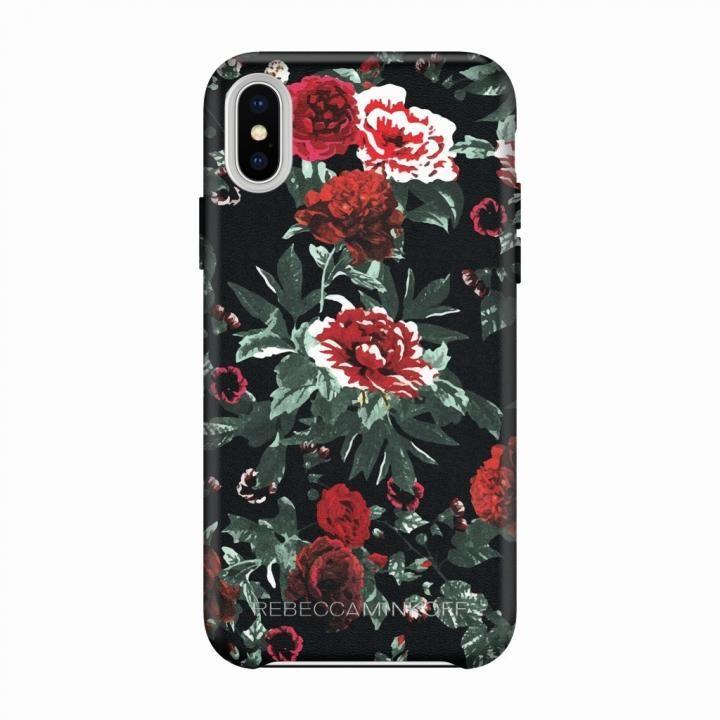 iPhone X ケース Rebecca Minkoff Leather Wrap iPhone X【10月下旬】_0