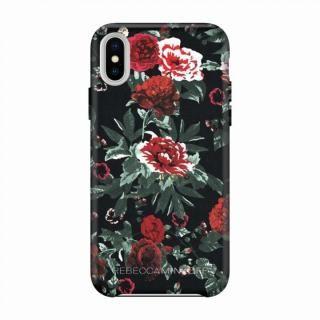 iPhone X ケース Rebecca Minkoff Leather Wrap iPhone X