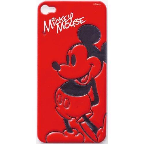iPhone4s/4 デコシール ハルデコル DC ミッキー_0