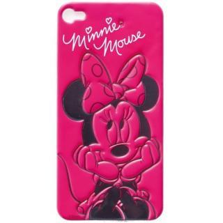 【その他のiPhone/iPodケース】iPhone4s/4 デコシール ハルデコル DC ミニー