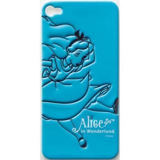 【その他のiPhone/iPodケース】iPhone4s/4 デコシール ハルデコル DC アリス