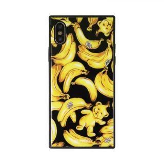 【iPhone XS/Xケース】MILKBOY 背面ガラスケース BANANA BOY iPhone XS/X【11月下旬】