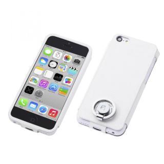 Multi Function Design Case  iPhone5c Vanilla White