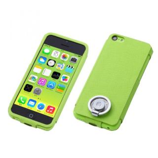 Multi Function Design Case  iPhone5c Melon Green