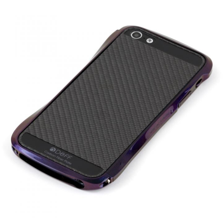 iPhone SE/5s/5 ケース Cleave Bumper Metallic & Carbon  iPhone SE/5s/5 Jewel Beetle_0