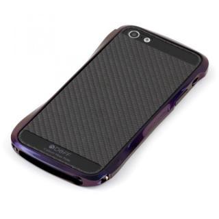 iPhone SE/5s/5 ケース Cleave Bumper Metallic & Carbon  iPhone SE/5s/5 Jewel Beetle