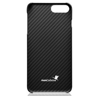 【iPhone8 Plus/7 Plusケース】monCarbone HOVERKOAT ケブラーケース ステルスブラック マットタイプ iPhone 8 Plus/7 Plus_3