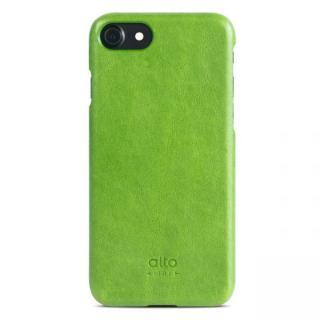 イタリア製本革ケース alto Original グリーン iPhone 7