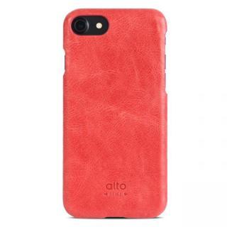 イタリア製本革ケース alto Original レッド iPhone 7