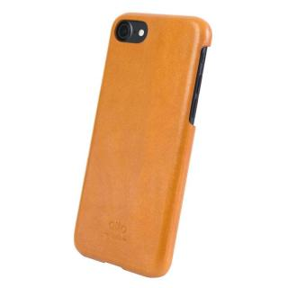 【iPhone7ケース】イタリア製本革ケース alto Original ライトブラウン iPhone 7_1