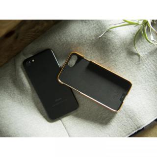 【iPhone7ケース】イタリア製本革ケース alto Original ライトブラウン iPhone 7_4