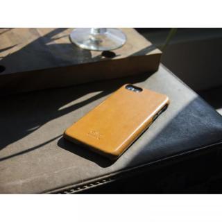 【iPhone7ケース】イタリア製本革ケース alto Original ライトブラウン iPhone 7_6
