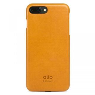 イタリア製本革ケース alto Original ライトブラウン iPhone 7 Plus