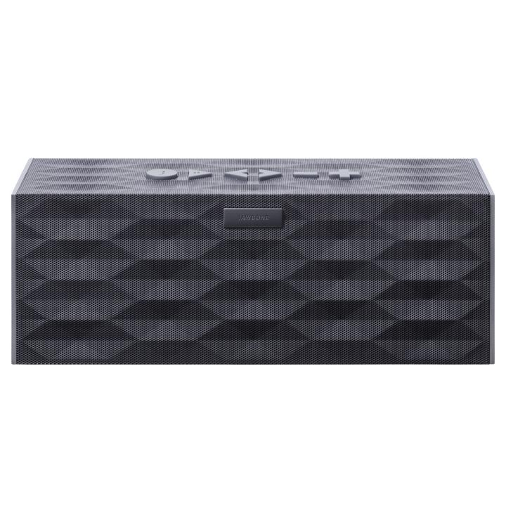 Bluetoothワイヤレススピーカー ビッグジャムボックス(グラファイトヘックス)