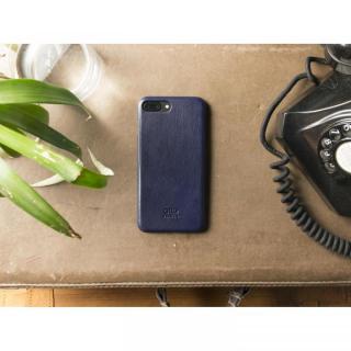 【iPhone7 Plusケース】イタリア製本革ケース alto Original ネイビー iPhone 7 Plus_3