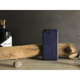 【iPhone7 Plusケース】イタリア製本革ケース alto Original ネイビー iPhone 7 Plus_6