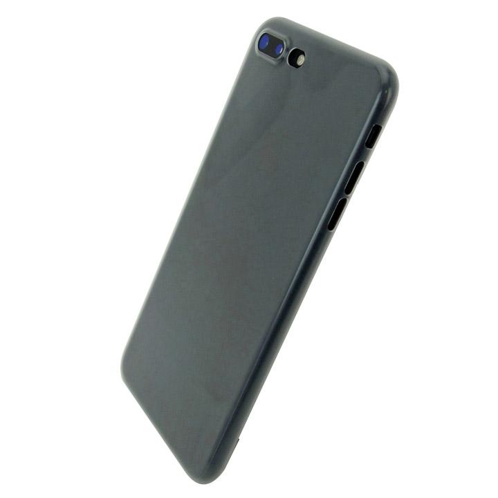 iPhone7 Plus ケース AppBankのうすいケース 0.45mm マットクリア for iPhone 7 Plus_0