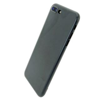 [5月特価]AppBankのうすいケース 0.45mm マットクリア for iPhone 7 Plus