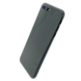 iPhone7 Plus ケース AppBankのうすいケース 0.45mm マットクリア for iPhone 7 Plus