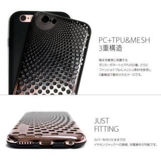 【iPhone6s/6ケース】メタリックケース CYCLONE Bar ブロンズゴールド iPhone 6s/6_3