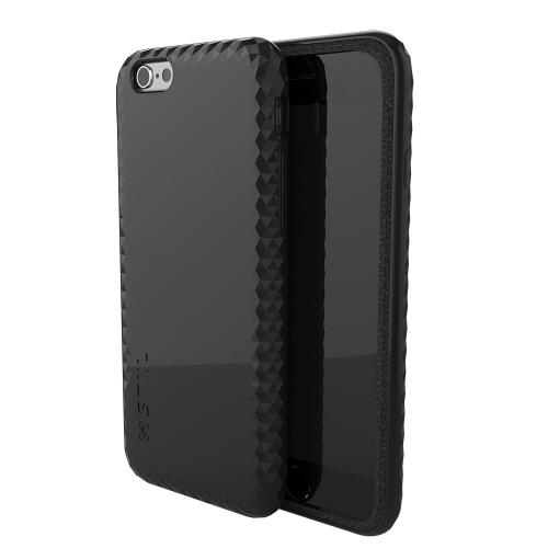 iPhone6s/6 ケース ジュエリーカッティングパターンケース JEWEL EDGE Bar ブラック iPhone 6s/6_0