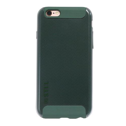 【iPhone6sケース】ハイブリッドケース LONDON FOG カーキ iPhone 6s/6_0