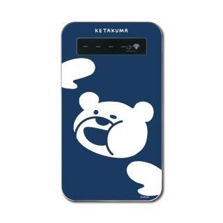 けたたましく動くクマのモバイルバッテリー