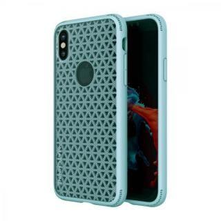 Matchnine SKEL ライトブルー iPhone X