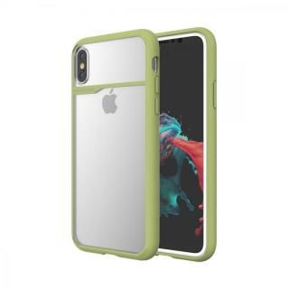 【iPhone XSケース】Matchnine BOIDO オリーブグリーン iPhone XS/X